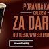 McDonald's: Darmowa kawa codziennie od 16 do 29 października 2017
