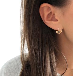 boucles d'oreilles Zoey - instants plaisirs