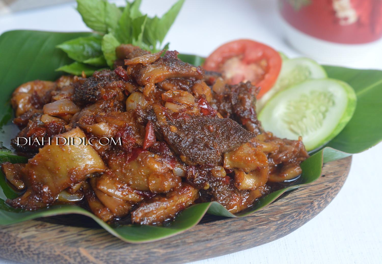 Diah Didi S Kitchen Babat Iso Gongso Khas Semarang