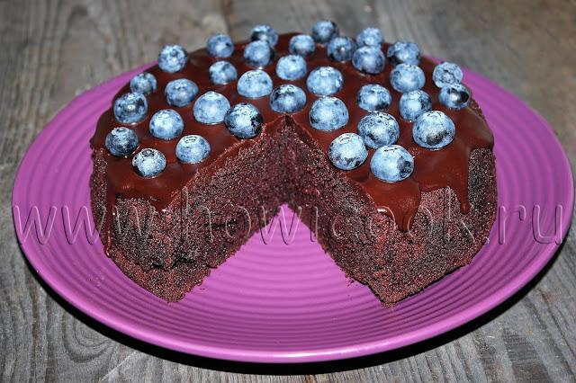 рецепт шоколадного торта на раз, два, три от энди шефа
