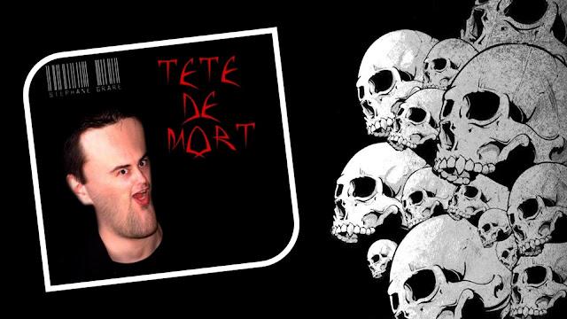 Tête De Mort, le single, de Stéphane Grare