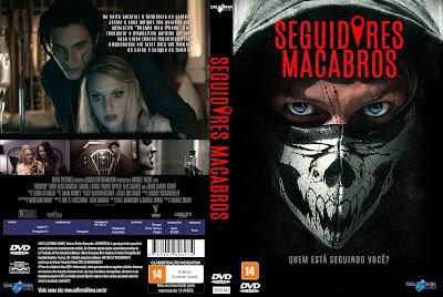 Filme Seguidores Macabros (Recovery) DVD Capa