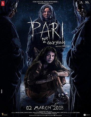 Pari (2018) Hindi 720p HDRip