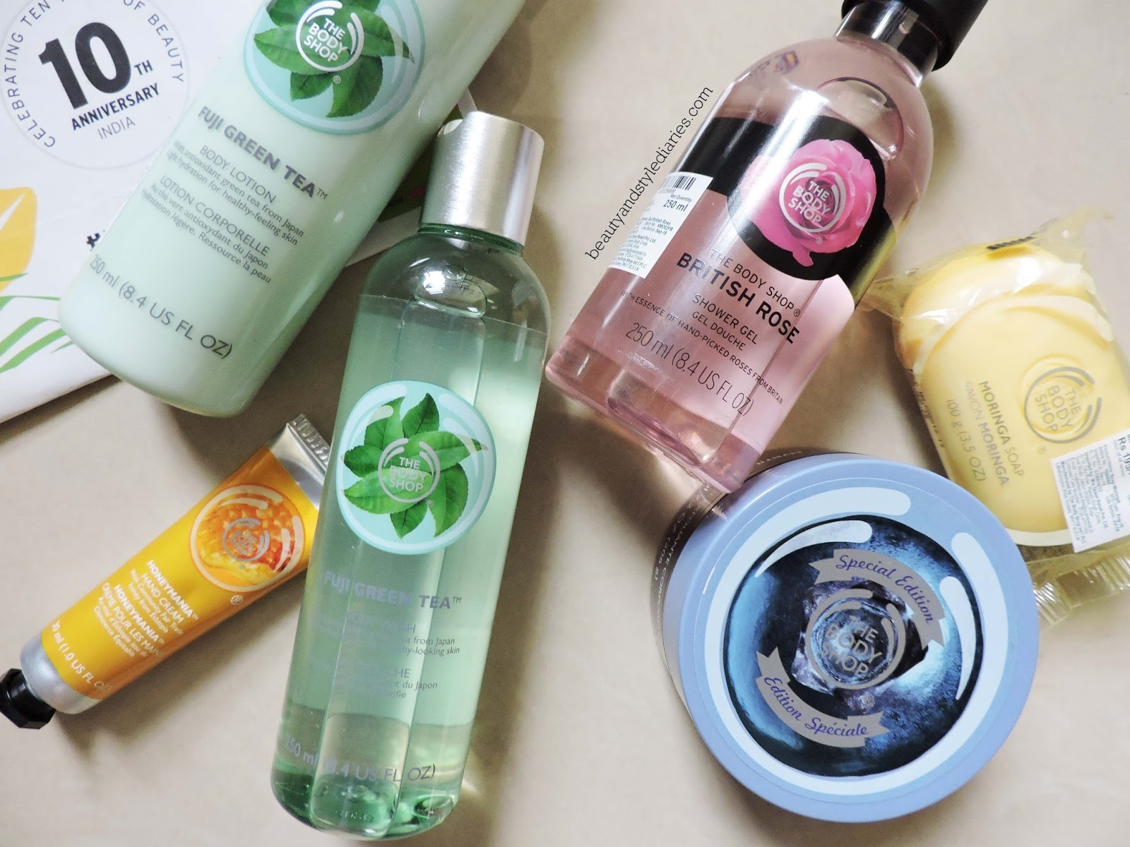 THE BODY SHOP SALE HAUL | Beauty & Style Diaries