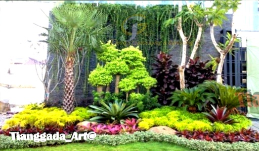 Jasa Tukang Taman Surabaya& Profesional Desain Taman