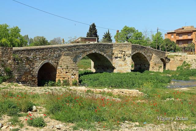 Puente viejo, Montblanc