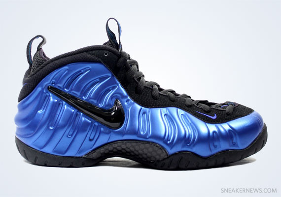 590f4715e9f95 Classics Revisited Nike Air Foamposite Pro – Varsity Royal – Black and ...