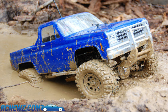 Tamiya High Lift mud
