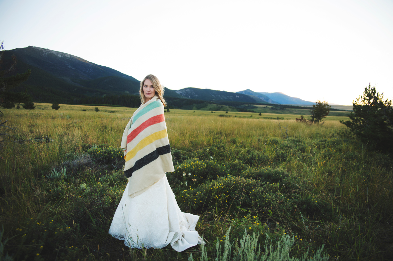 Photography: Macy Spencer Photography / Montana Bride