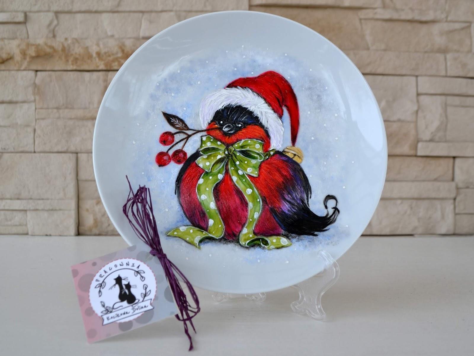HEJ LUDZIE, IDĄ ŚWIĘTA - świąteczne życzenia i porcelana w świątecznej odsłonie
