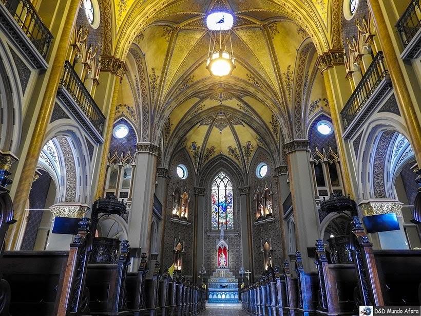 Catedral de Curitiba - Encontro da RBBV