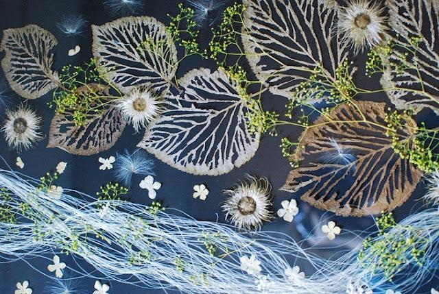 аппликация, листья, материалы природные, рисунки, поделки из природных материалов, своими руками, поделки своими руками, картины из природных материалов, картины из осенних листьев, мастер-класс, идеи, ошибана, картины из растений, искусство японское, картины из сухих растений, материал растительный, из сухих цветов, из сухих листьев,http://prazdnichnymir.ru/ Оштбана - японское искусство из сухих листьев