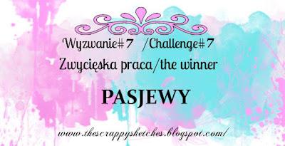 wygrałam!