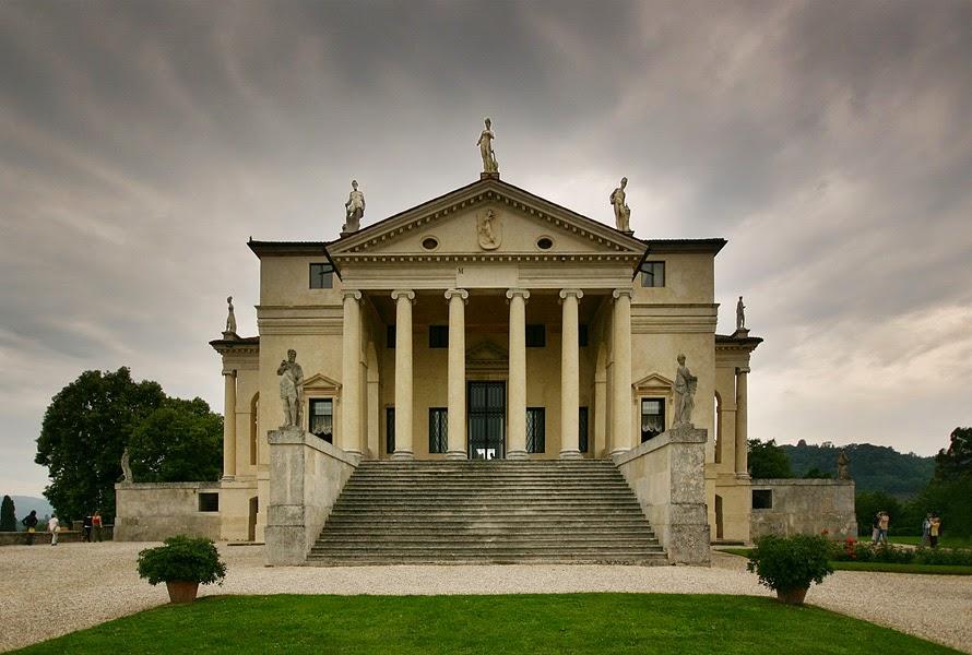 Andrea Palladio: biyografi, eserleri