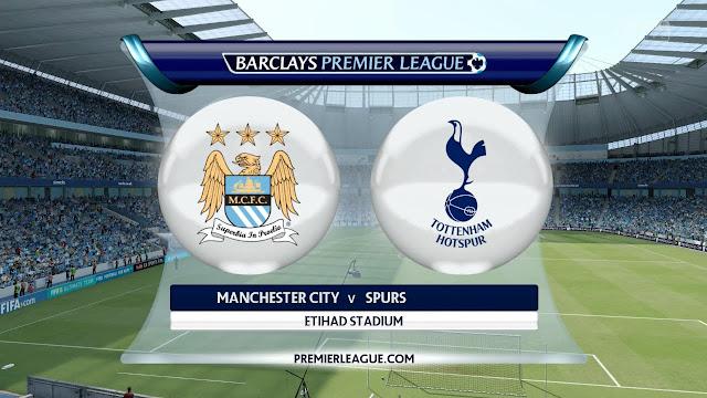 Prediksi Liga Inggris Manchester City vs Tottenham Hotspur