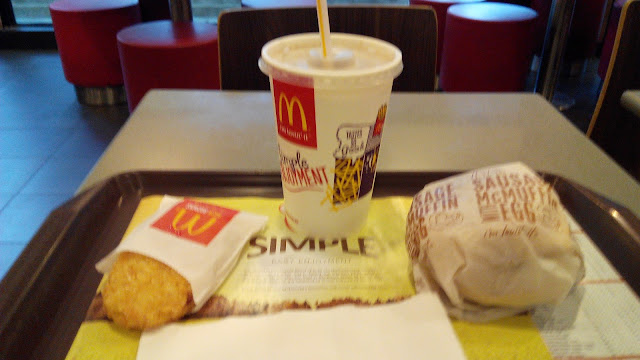 macdonal breakfast