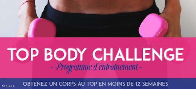 Top Body Challenge