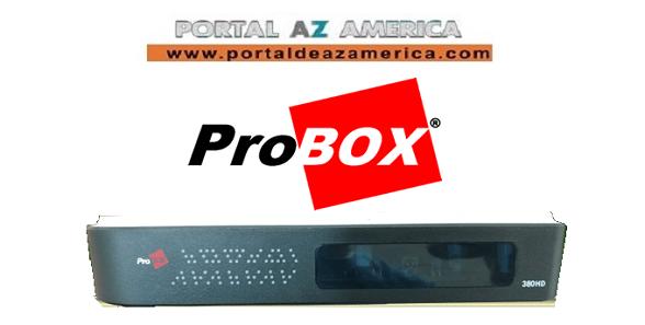 Resultado de imagem para PROBOX 380 HD PORTAL AZAMERICA
