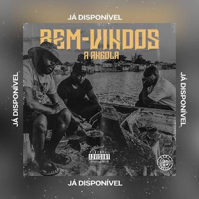 Army Squad - Bem-Vindos A Angola [Hip Hop/Rap]