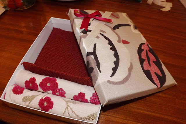 Hillarys Crafternoon - Finished Jewellery Box
