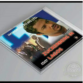 "LMAO!!!! Nollywood Is At It Again See This New Movie Titled ""Zuckerberg In Lagos"""