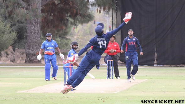 USA defeat Bermuda in WCL 2016