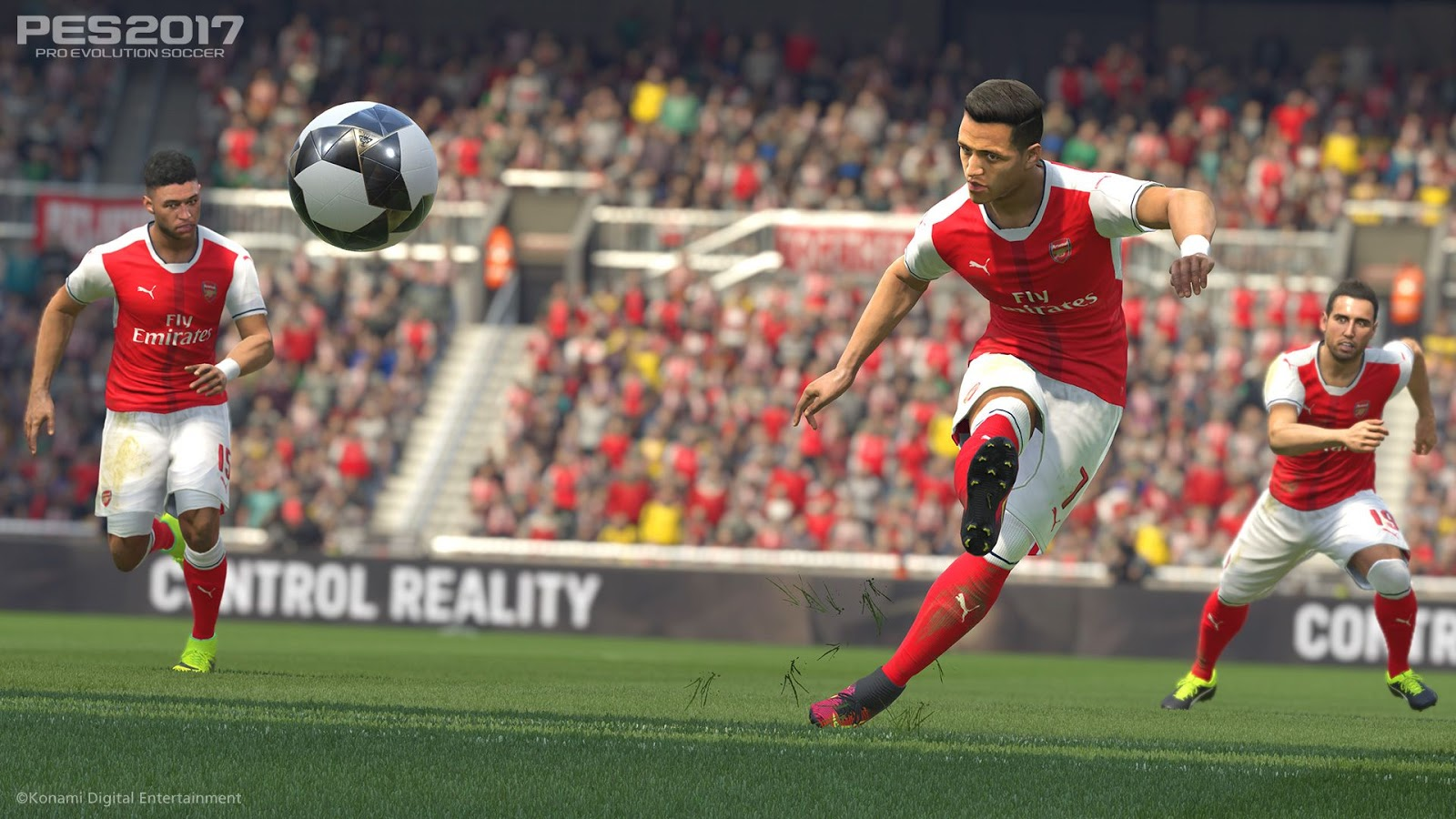 PES 2017 Slower Legacy Gameplay dari Parham 8   Patch PES Terbaru