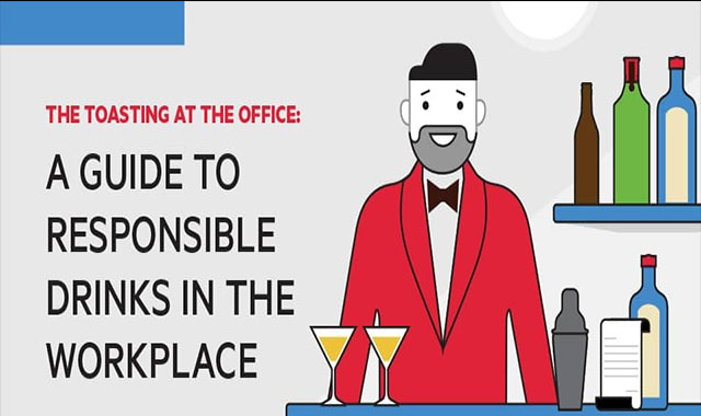 Toasting at The Office: A Guide to Responsible Drinks in the Workplace