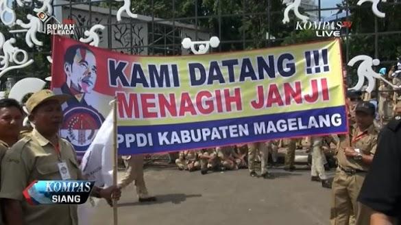 Di Pilpres 2019, Mau Janji Apalagi Pak Presiden Jokowi?