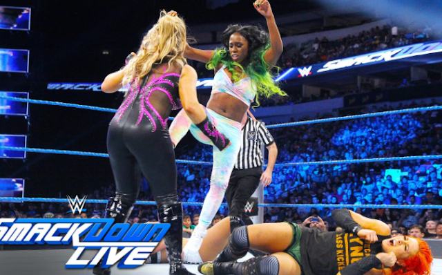 Naomi Vs Natalya SummerSlam Live Stream