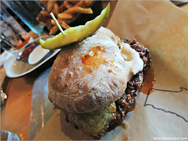 Labor Day Road Trip a Vermont: Sloppy Joe del Prohibition Pig
