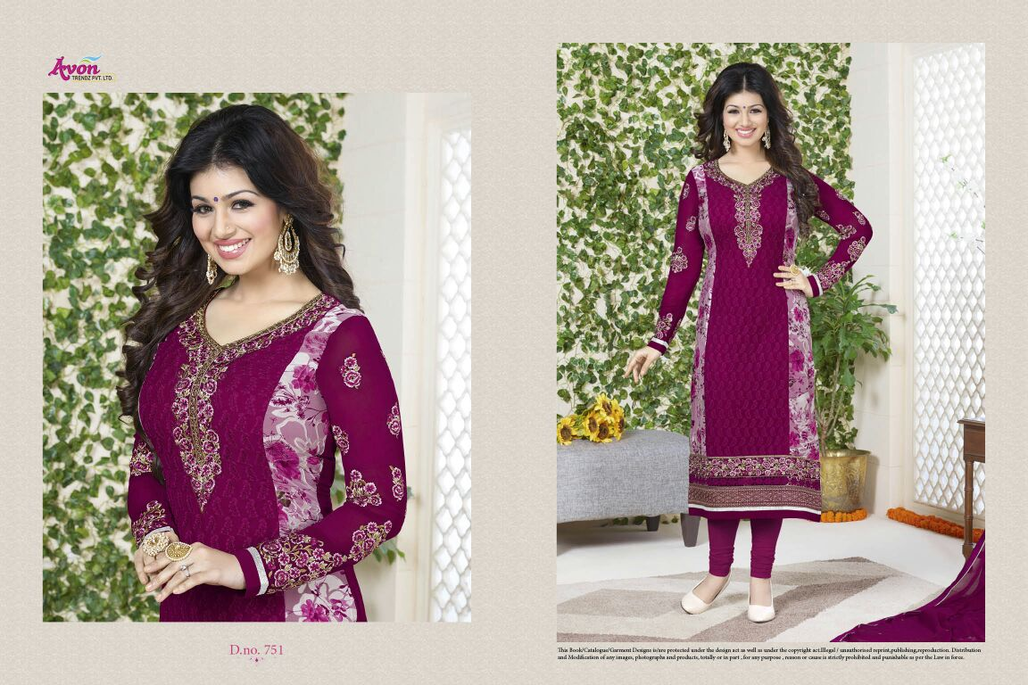 Aarohi Vol 12 – Different Stylish Designer Salwar Suit