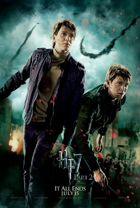 11 New Posters Of Harry Potter And The Deathly Hallows Part 2 Teaser Trailer