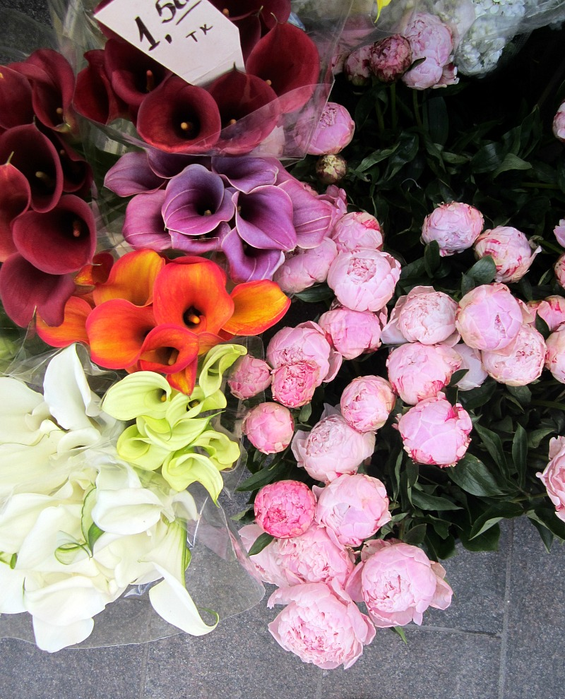 flowers tallinn