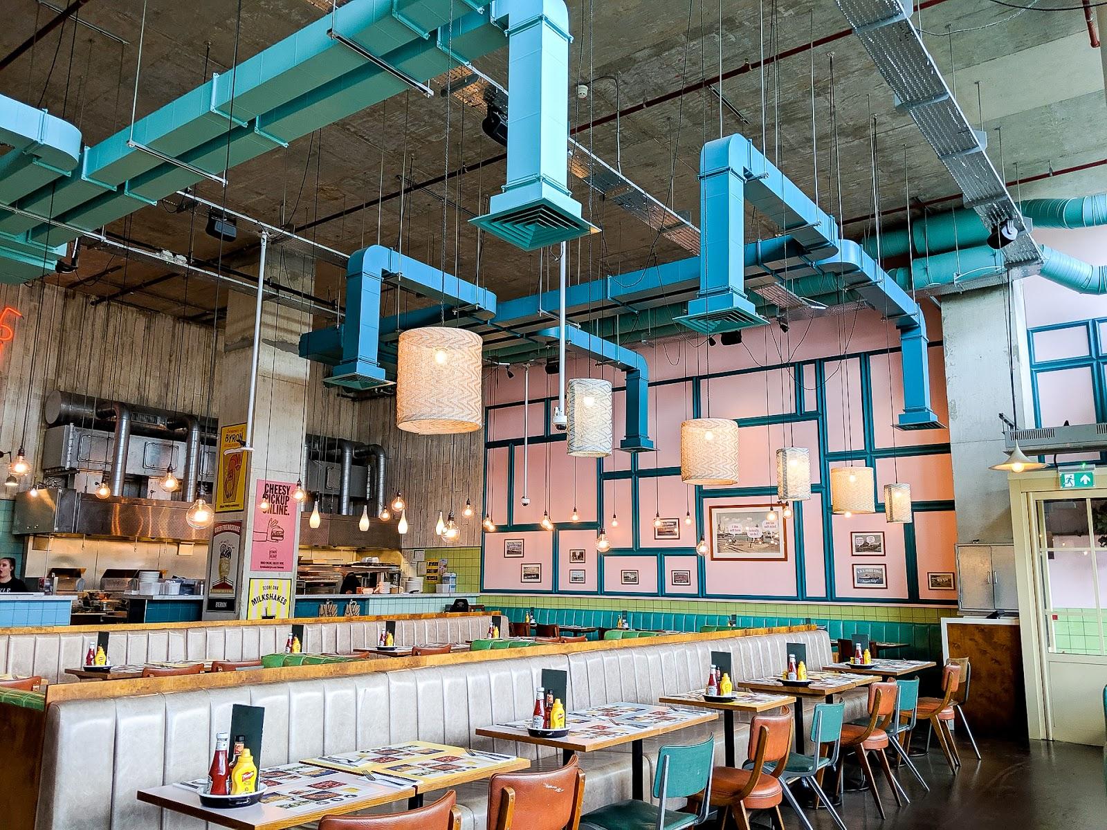 Burger Heaven at Byron