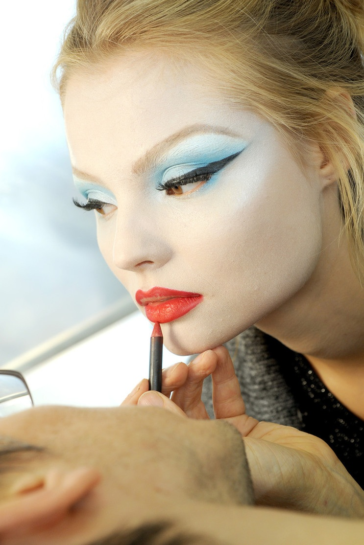 Pat Mcgrath S Best Runway Looks: Get Made Up For Spring/Summer 2012