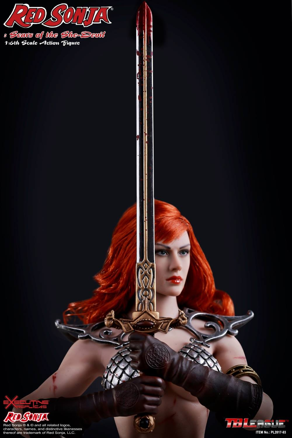 PHICEN - Red Sonja: Scars of the She-Devil  9