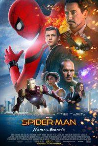 Spider-Man: Homecoming Marvel Cinema Full HD Movie Film Terbaru 2017