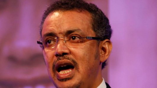African, Dr. Tedros Adhanom Gheybreysus of Ethiopia emerges as new WHO Director General despite protests
