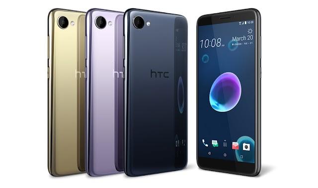 HTC annonce le Desire 12 !