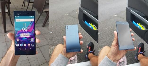 Smartphone Terbaru Dari Sony Tersebut Bernama Sony Xperia XR