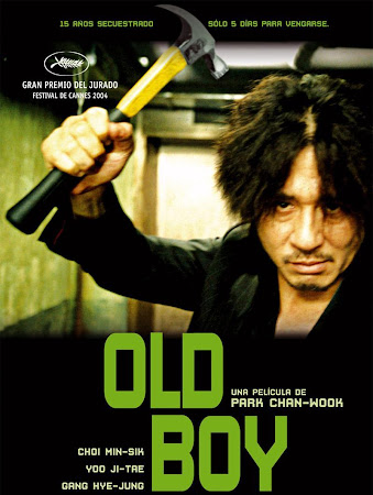 Poster Of Oldboy 2003 In Hindi Bluray 720P Free Download
