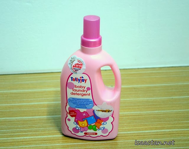 #2 Tollyjoy Baby Laundry Detergent