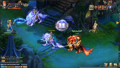 Dragon II - MMORPG