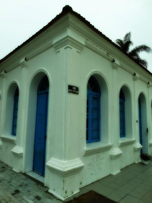 Casa do Dr. Frederico, Porto Belo