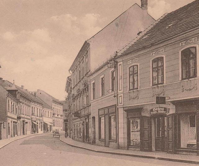 Pekařství v ulici Sokolovská č.p. 111