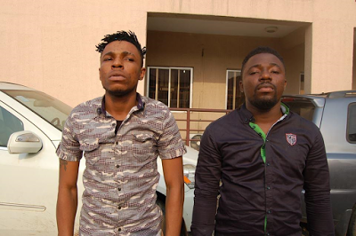 TWO ARRAIGNED BY EFCC FOR INTERNET SCAM