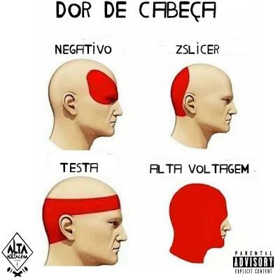 #NovoSingle Negativo - Dor de Cabeça (Testa)