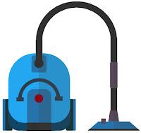 vacuum cleaner clipart