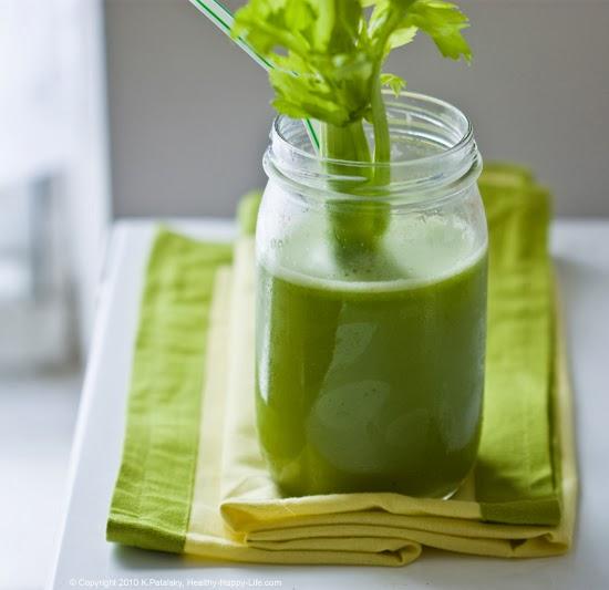 Bebidas verdes para adelgazar